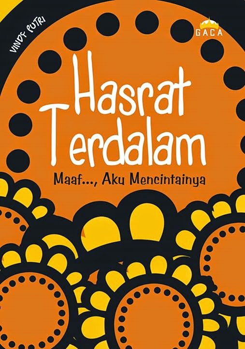 Novel Hasrat Terdalam karya Vindy Putri