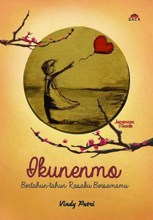 Novel Ikunenmo karya Vindy Putri