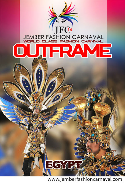 Jember Fashion Carnaval 2015 Defile Egypt