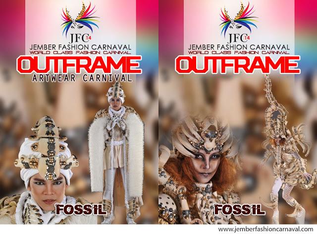 Jember Fashion Carnaval 2015 Defile