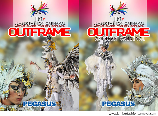 Jember Fashion Carnaval 2015 Defile Pegasus