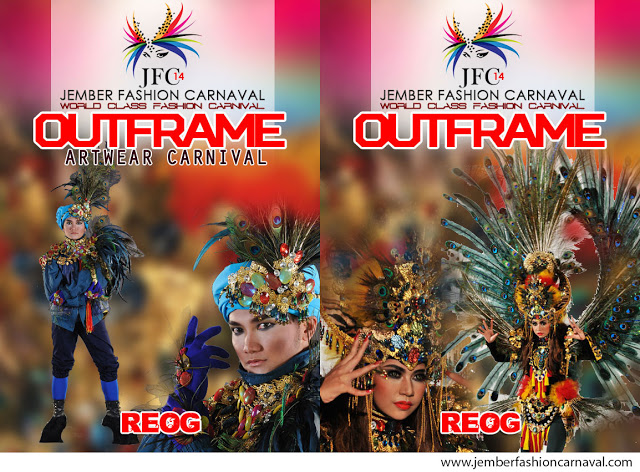 Jember Fashion Carnaval 2015 Defile Reog