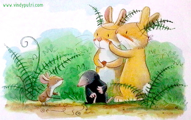 Ilustrasi Buku Anak - Awas, Ini Maduku!