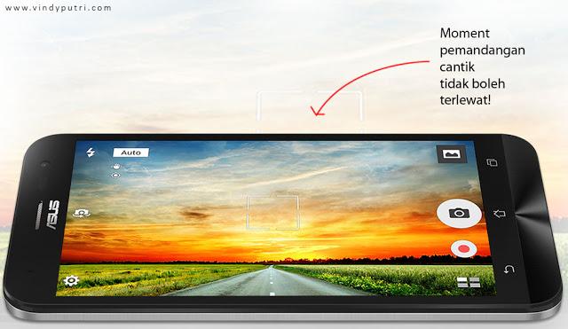 Menangkap Moment di ASUS Zenfone 2 Laser ZE500KL