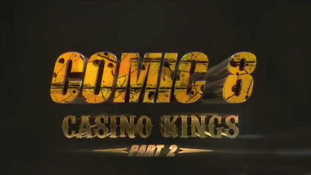 Review Film Comic 8 Cassino Kings Part 2