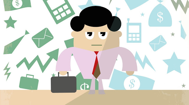 Bekerja untuk Mencari Uang
