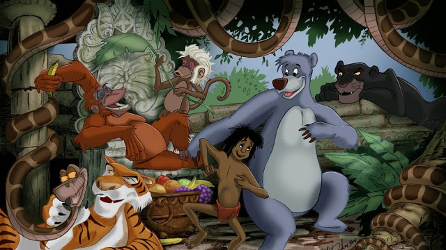 Kartun The Jungle Book