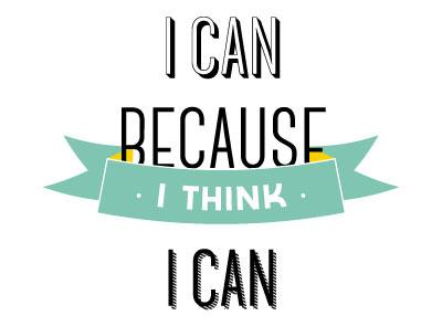 Aku Bisa, Be Positive