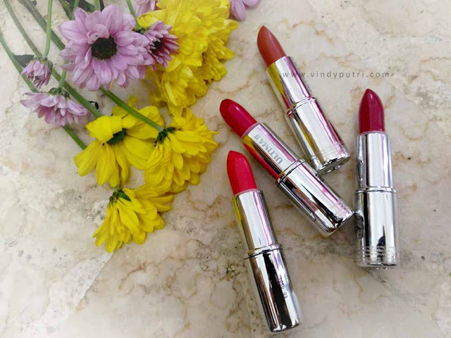 Review ULTIMA II Delicate Lipstick