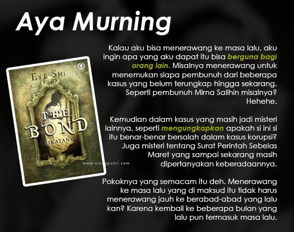 Aya Murning