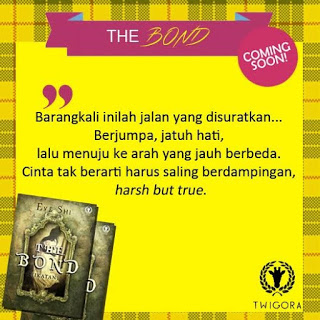 Quotes Pilihan Novel The Bond