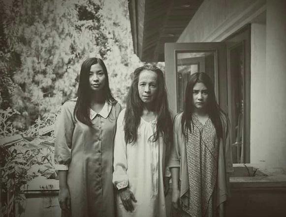 Mbak Asih, Nenek, dan Risa