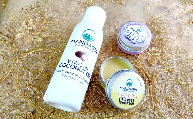 VCO Mandasia Oil & Lip Treatment Balm