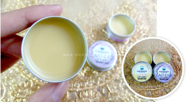 VCO Mandasia Lip & Body Treatment Balm