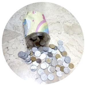 Nabung uang koin