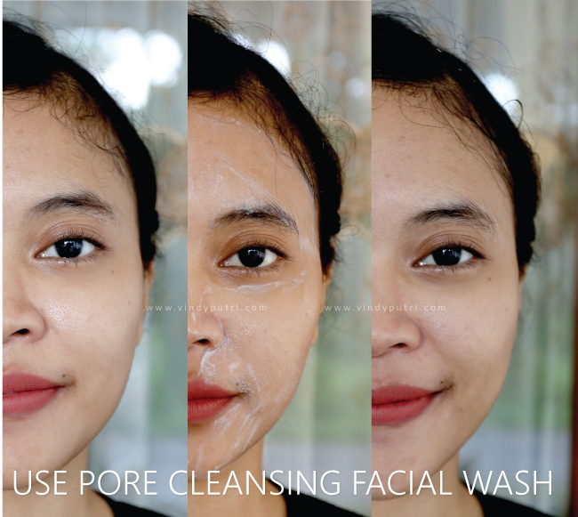 Use Pore Cleansing Facial Wash Utama Spice