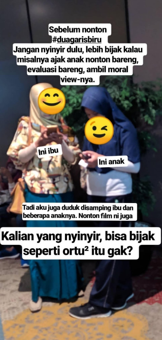 Dua Garis Biru Review