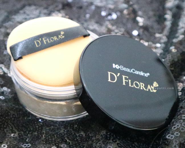 make-up-flawless-dflora-kosmetik-LOOSE-POWDER-GOLDEN-BEIGE-2