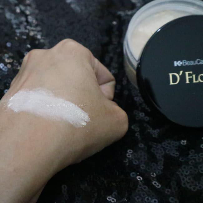 make-up-flawless-dflora-kosmetik-LOOSE-POWDER-GOLDEN-BEIGE-3