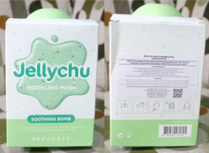 review-jellychu-modeling-mask-shooting-bomb