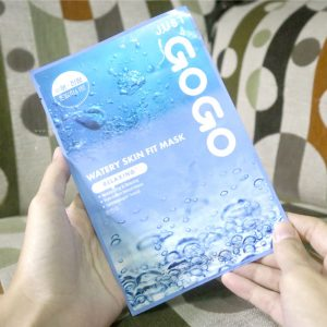 review-just-gogo-sheet-mask-watery-skin-fit-mask-relaxing