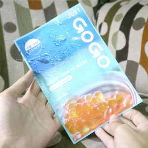 review-just-gogo-sheet-mask-watery-skin-fit-mask-revitalizing