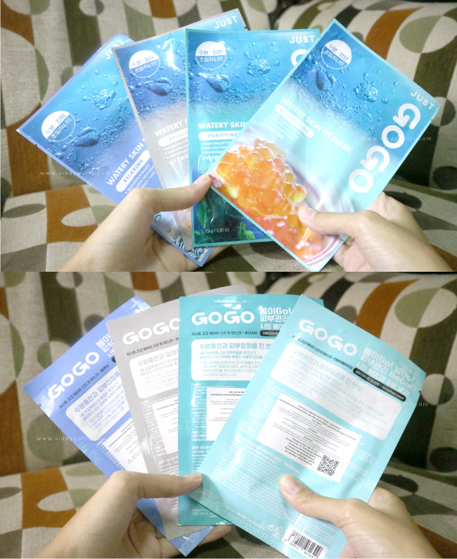 review-just-gogo-sheet-mask