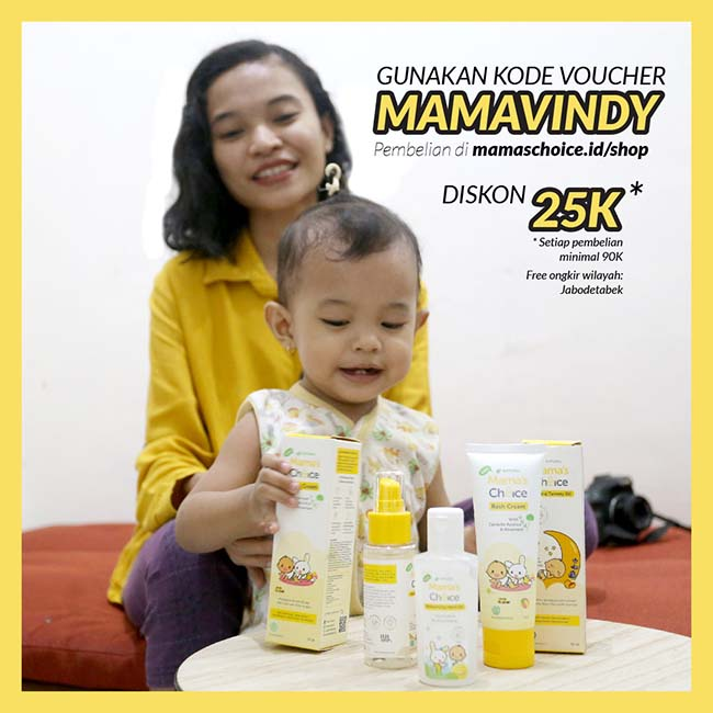 Mama's Coice Baby Series 2