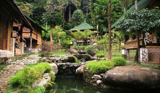 Bamboo Village Selangor